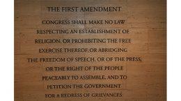 First Amendment, Photo by Brent Payne (Flickr.com/CC2.0 License)